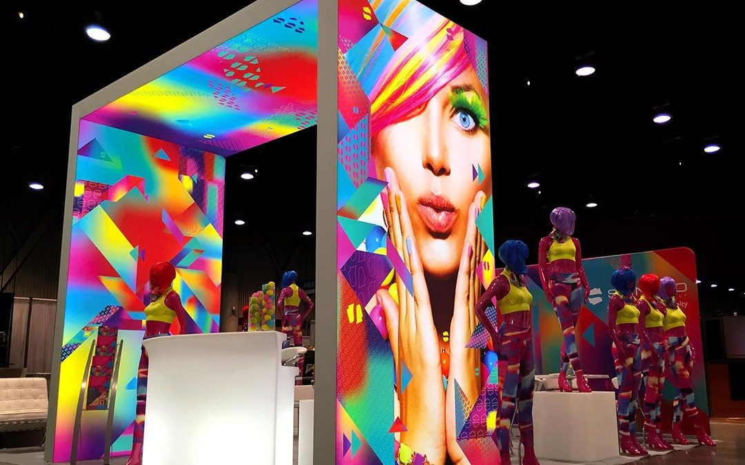 ICSC SPREE RECon Exhibit and Tradeshow Design