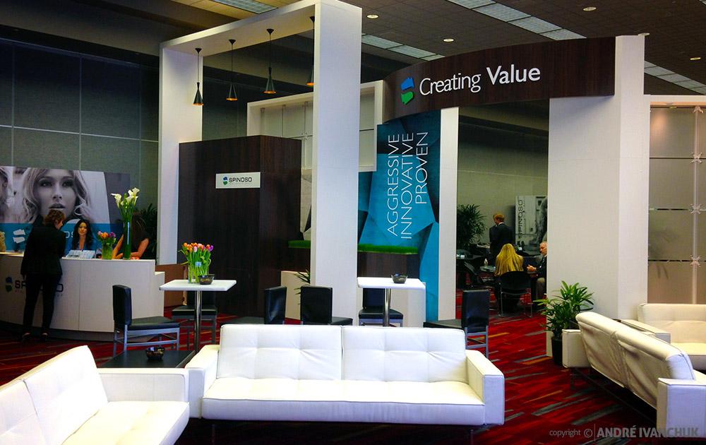 ICSC Recon 2014 Exhibit Design