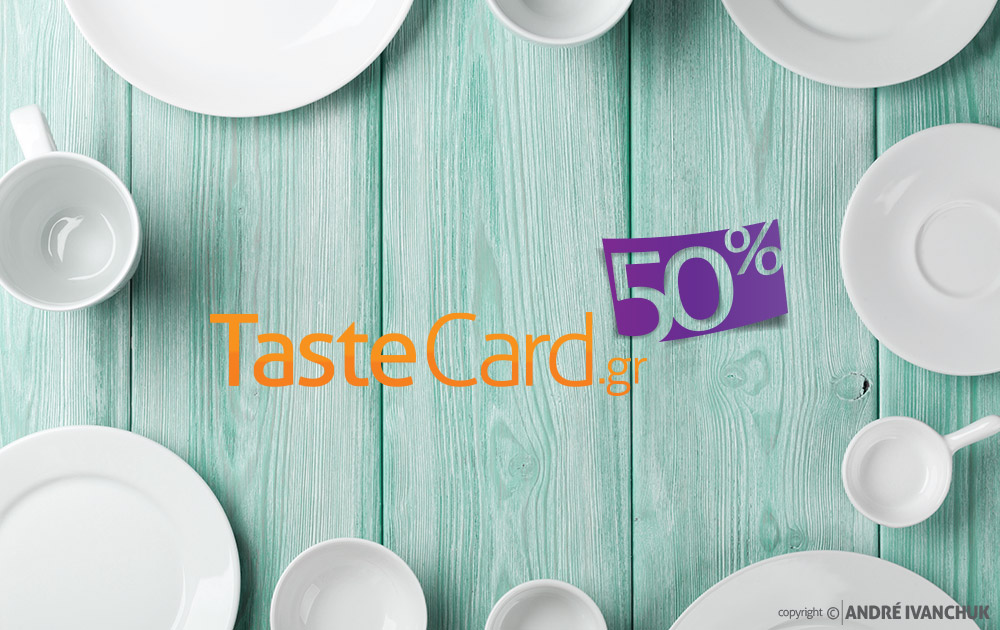 Taste Card Logo Design