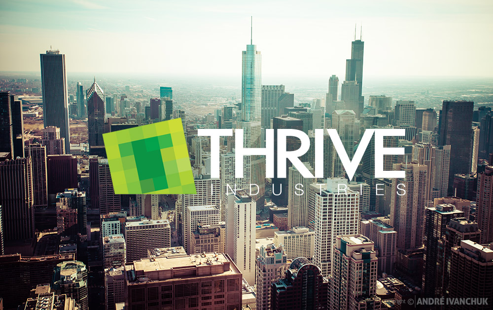 thrive-logo-design