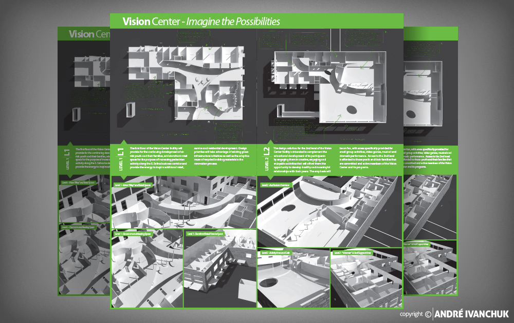 Vision Center in Syracuse New Building Marketing