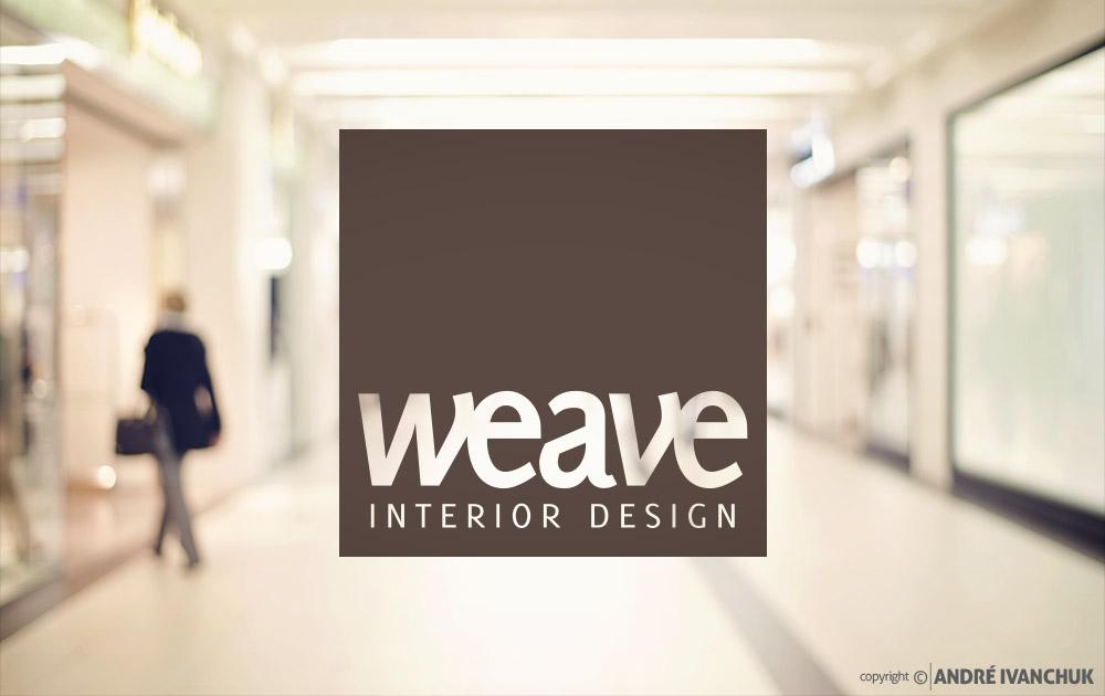 Weave Interior Design Logo
